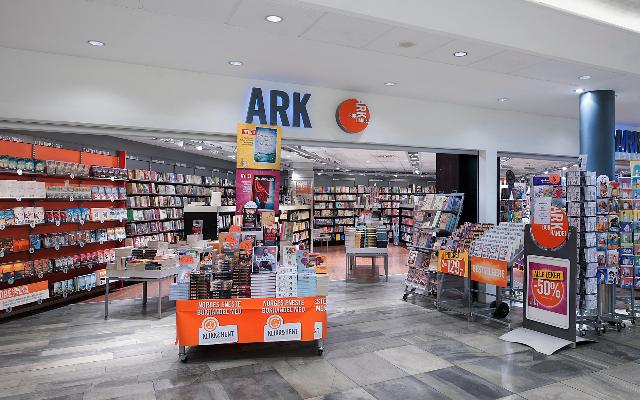 Ark bokhandel studentrabatt